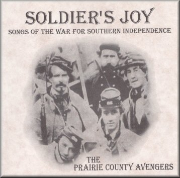The Prairie County Avengers - Soldier's Joy